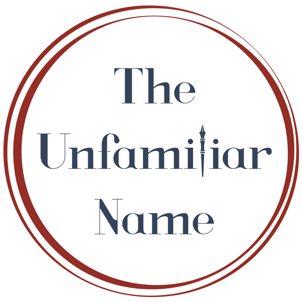The Unfamiliar Name